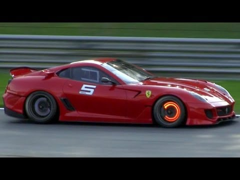 Best Cars Sounds Vol. 4 - 599XX, Z4 GT3, GT40, Enzo, Delta S4 & Many More..