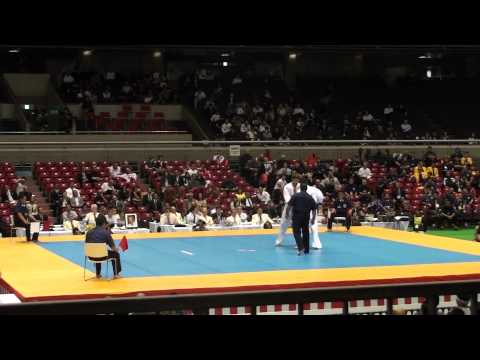 Syoti Arata vs Danijel Milicevic @ 10th World Open Kyokushin Karate Tournament Image 1