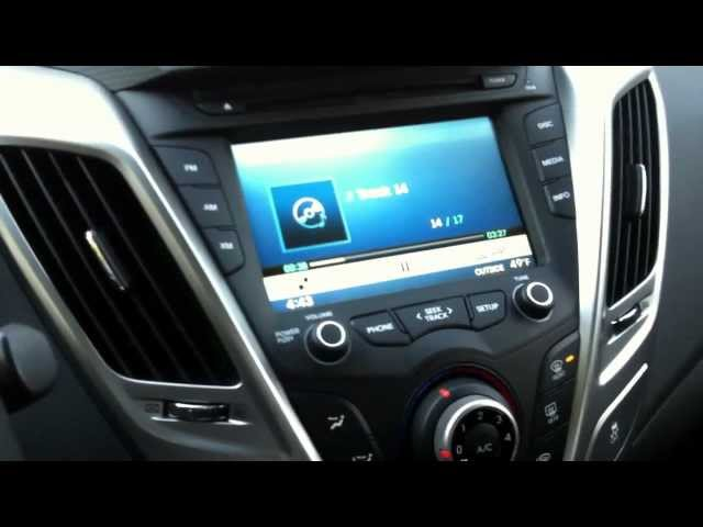 2013 Hyundai Veloster REMIX and review plus fail 0-60!