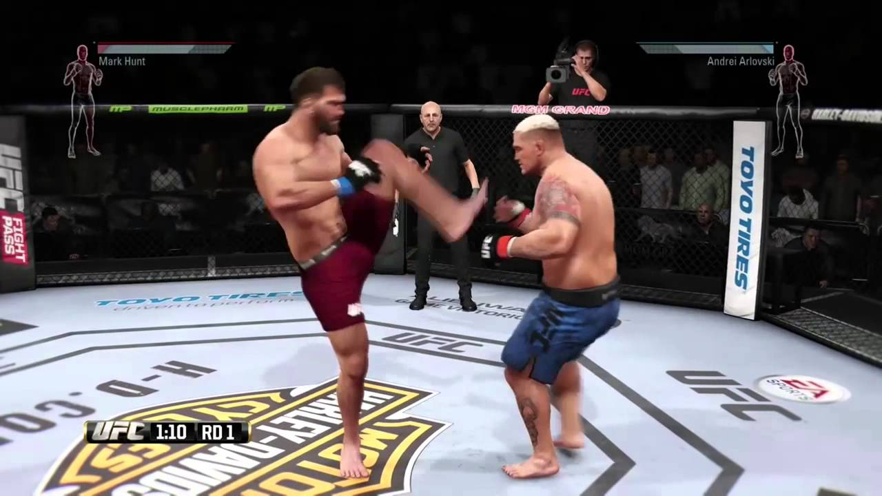 Andrei Arlovski Knockouts 3 Knockouts With#3 Andrei
