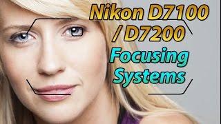 Nikon D7100 / D7200 / D7500 Focus Square Tutorial | How to Focus Training Video