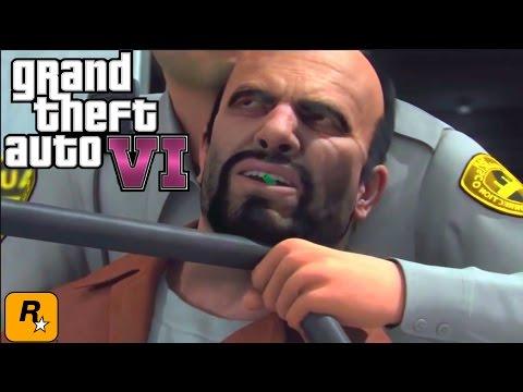 GTA 6 - Grand Theft Auto 6: OFFICIAL Trailer Gameplay (GTA 6)