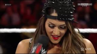 Roman reigns and Nikki bella love song requiem mv