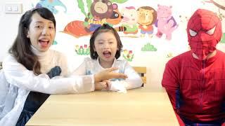 Chị Nhi Elsa giới thiệu kênh Toys Kid Funny💗Đồ chơi trẻ em