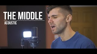 Download Lagu Zedd, Maren Morris, Grey - The Middle (Cover By Ben Woodward) Gratis STAFABAND