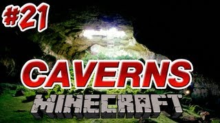 Chasmal Caverns | Minecraft Dumb and Dumber, Ep.21