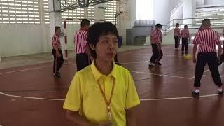 การจัดการเรียนรู้แบบ Active Learning เรื่อง การส่งบอลด้วยข้างเท้าด้านใน (ฟุตซอล)