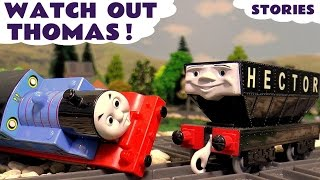 Thomas and Friends Train Toys for Kids Toy Stories - Watch Out Thomas The Tank Engine ToyTrains4u