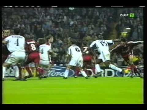 2000 October 17 Real Madrid Spain 5 Bayer Leverkusen Germany 3 Champions League thumbnail