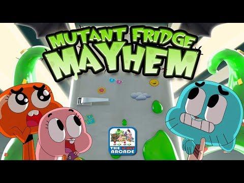 Gumball: Mutant Fridge Mayhem - Attack of the Mutant Veggies (Cartoon Network Games)