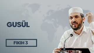 Fıkıh - 3 - El-İhtiyar - Gusül - İhsan Şenocak Hoca