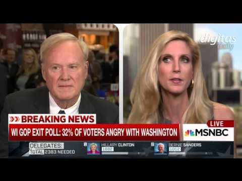 """Ann Coulter  Warns Against """"Latin American Rape Culture"""""""