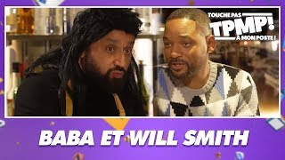 La rencontre exclusive entre Will Smith, Martin Lawrence et Cyril Hanouna