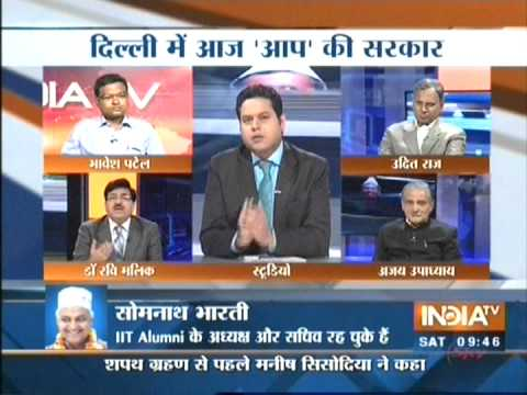 Politics & Delhi, Dr. Ravi Malik Joint Secretary National Indian Medical Association at India-TV