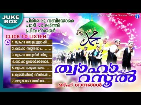 Thwaha Rasool | ത്വാഹാ റസൂൽ | Islamic Devotional Songs | Madh Songs Malayalam | Mappila Pattukal