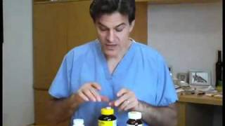 Dr Oz's Recommendation on Vitamins