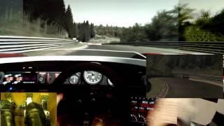 AC  Nordschleife  Porsche 91730 CanAm 1973  1 lap