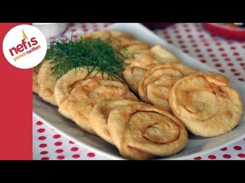 Pratik Hamur Kızartması - Nefis Yemek Tarifleri