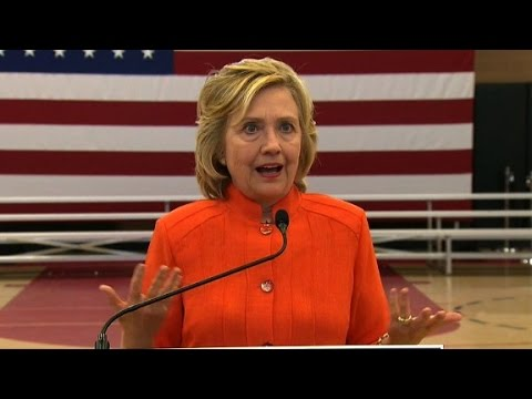 'Liar' tops word association poll for Hillary C...