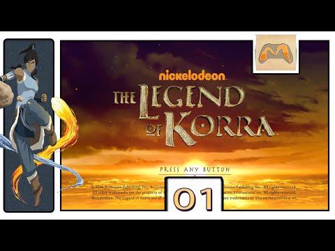 The Legend of Korra - #01 - Terra, Água, Fogo e Ar