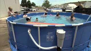 Fast N' Loud Director's Cut Pool Scene