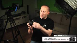 The Panasonic Lumix GH2 for the Filmmaker