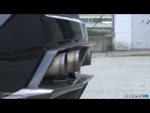 Lamborghini LP570 Superleggera with Akrapovic Exhaust Sound in Action