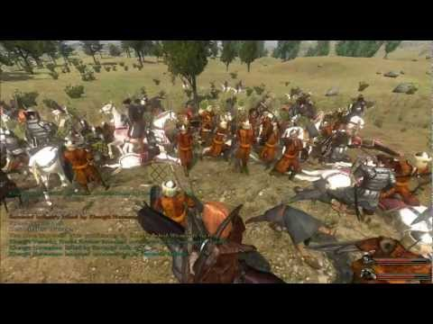 Mount & Blade Warband tactics: Infantry VS Cavalry