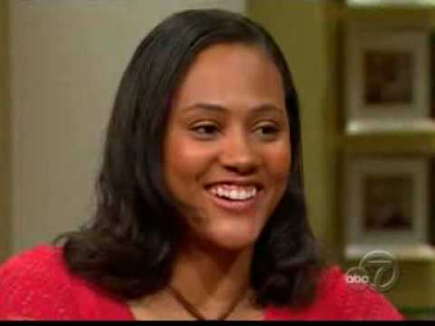 Marion Jones interview after the prison