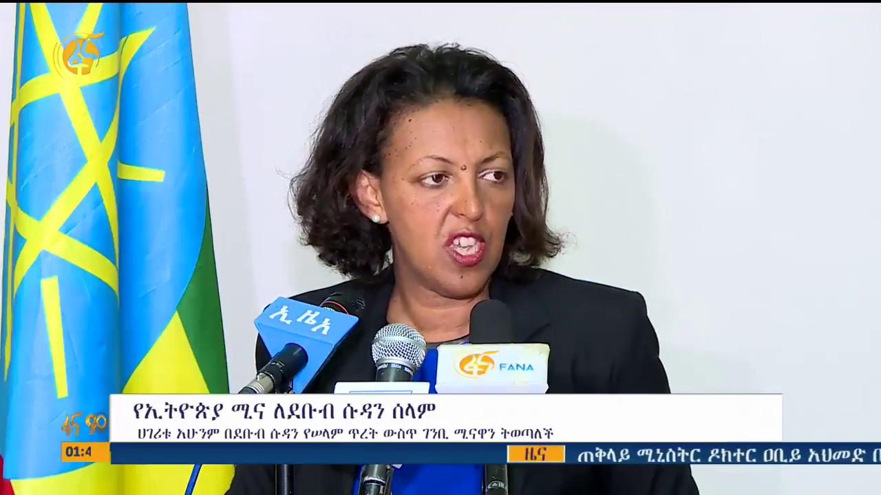 Ethiopia's Role on South Sudan's Peace - የኢትዮጵያ ሚና ለደቡብ ሱዳን ሰላም