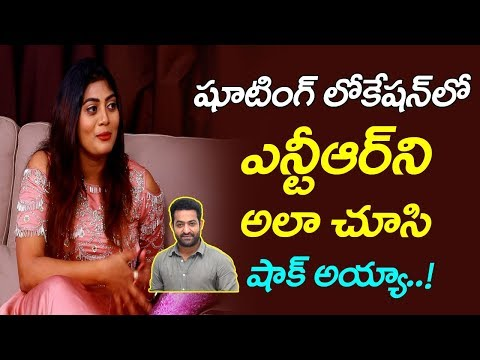 Actress Sowmya Janu Shocking Comments On Jr Ntr | Exclusive Interview | Film Jalsa
