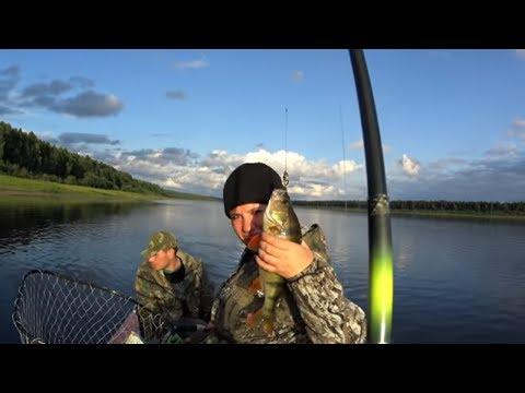 рыбалка в печоре на водохранилище видео