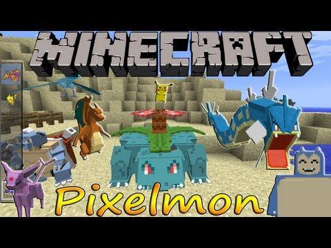Minecraft 1.5.2 - Instalar Pixelmon / Español