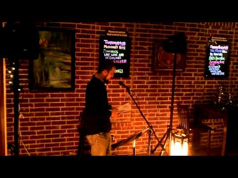 J Bruce Fuller - Poetry Reading, The Porch Lake Charles, LA (Complete)