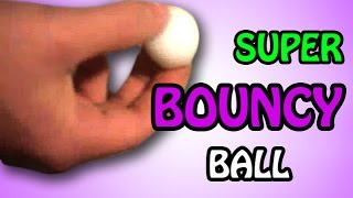 Make a Super Bouncy Ball!