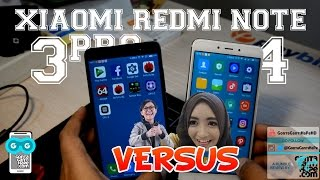 VERSUS! Xiaomi Redmi Note 4 Mediatek vs Redmi Note 3 Pro Snapdragon - Indonesia