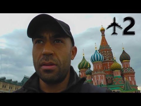 Travelling Europe 2    MOSCOW