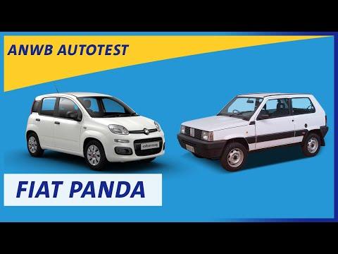 ANWB test Fiat Panda
