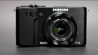 Samsung EX1 / TL500 Hands-on Review