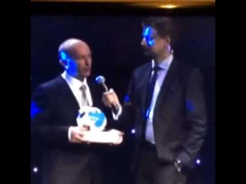 Tony Pulis Wins LMA 2014