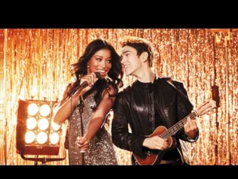 Keke Palmer & Max Schneider - Me And You Against The World video