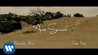 Alexander Acha - Amor Sincero (Video Oficial)