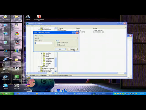 How to open yahoo messenger 10 multi open more ID in one time ......