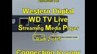 Western Digital WD TV Live SMP Review Part 2 of 5 by AskMisterWizard