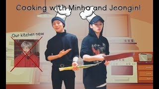 Welcome to Lino's and Jeongin's kitchen!