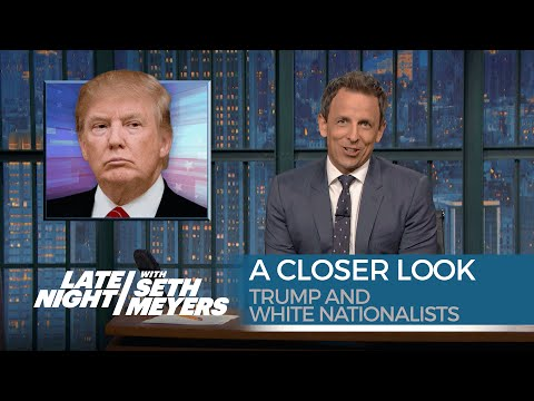 Trump and White Nationalists: A Closer Look