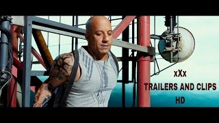 xXx : Return of Xander Cage All Clips & Trailers Compilation {2017}