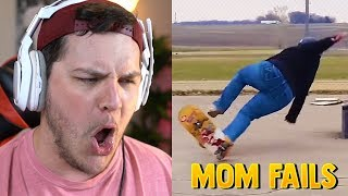 Funniest Mom Fails - Reaction