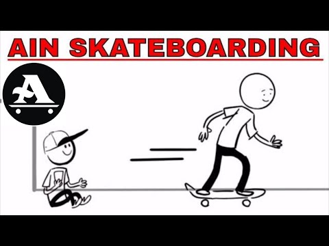 All I Need skateboards animated short