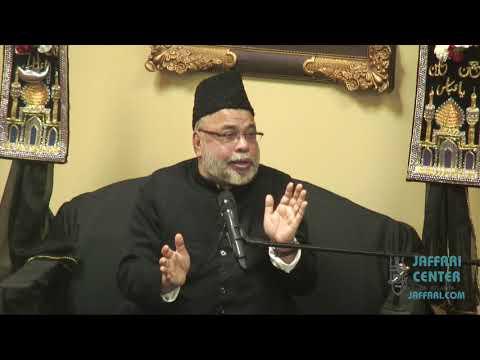 5th Muharram 2019/1441 Maulana Sadiq Hasan Majlis